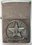 2001 Walk of fame pewter