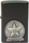 2001 Walk of fame pewter black