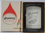 Zippo= Box Flame