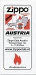 Zippo Club Austria