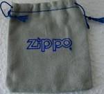 Zippo bag