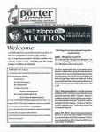 2002 Zippo-Case auction