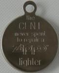 Cent Zippo Logo Lighter