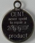 Cent Zippo Logo Product