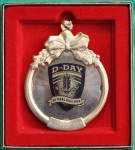 1994 X-Mas Ornament D-Day