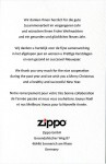 Zippo Xmas 2012 inside
