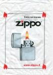 Zippo bag paper Zippo