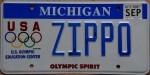 2013 Original License Plate