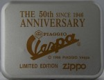 1996 Vespa 50th box