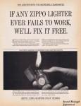 1965 If any Zippo fails