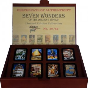 2015 Mazzi Seven Wonders Box