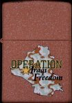 2003 Iraqi freedom (sand)