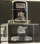 2004 Zippo car Sterling Silver