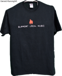 2017 Hot Tour Front T-Shirt