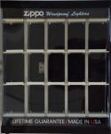 Zippo 15er Display